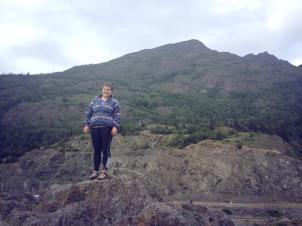 Exploring at Beluga Point || Anchorage, AK || July 2014
